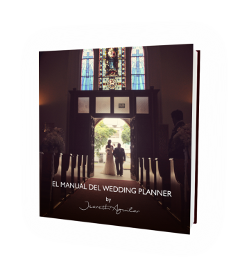 El Manual del Wedding Planner